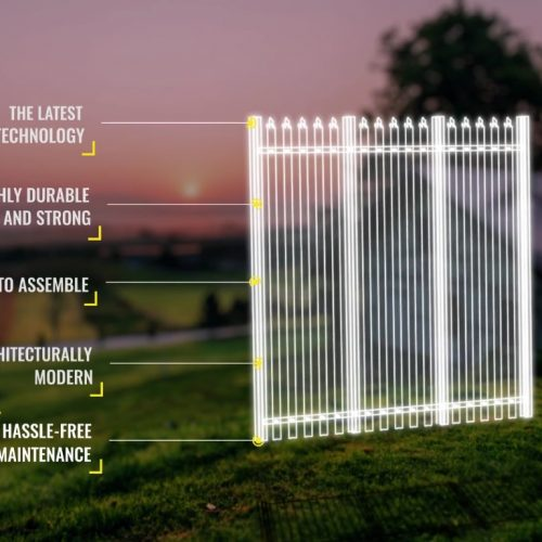 PLYTEC Fencing 3D product video featured image