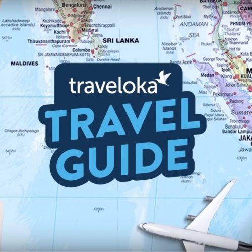 Portfolio Traveloka Travel Guide