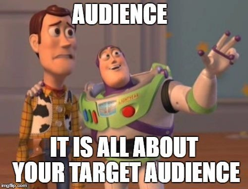 5 Reasons Why You Need Corporate Videos In Your Marketing Strategy bootcamp target audience meme