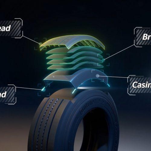 Portfolio Continental Tyre Construction Video