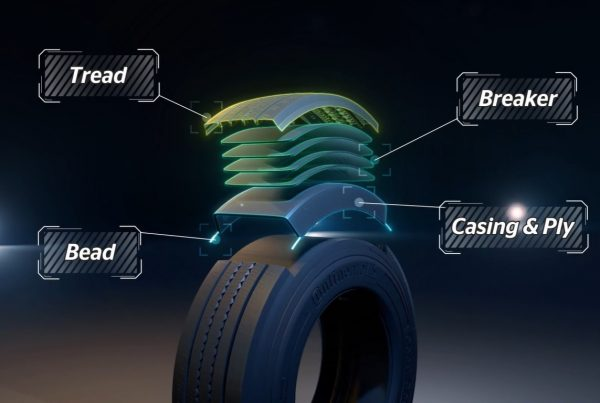 Promotional Video Production Continental Tyre Construction Video