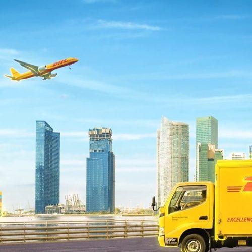 Portfolio DHL Corporate Video