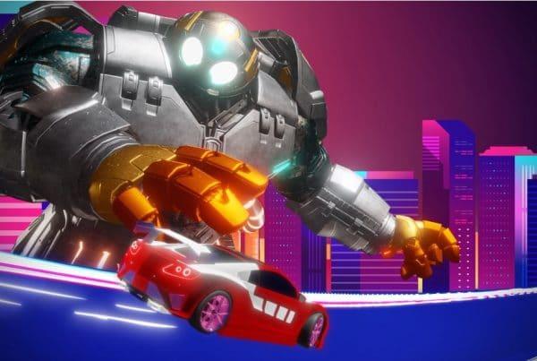 3D Animation Studio Public Bank 1