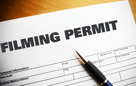 Film Production Services film permit