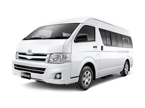 Film Production Services toyota hiace transport